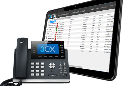 3CX: Su Central Telefónica, GRATIS: On-Premise o en la Nube
